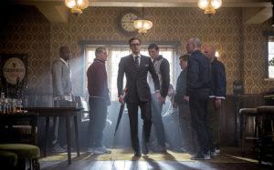 Film Title: Kingsman: The Secret Service Colin Firth