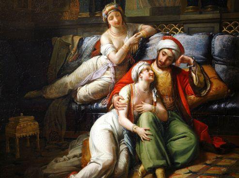 Les Milles et Une Nuits (1001 Nights)