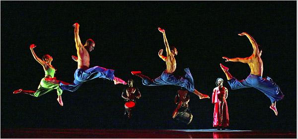 """Evidence"" and ""Mikhailovsky Ballet""—Surprising Similarities"