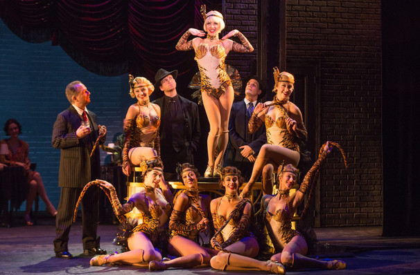 Bullets Over Broadway on tour