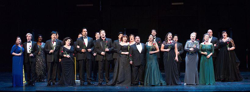 Merola's 'Proving Ground' for Opera Future