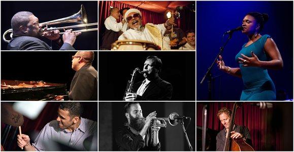 JAZZ 100: The Music of Dizzy, Ella, Mongo & Monk