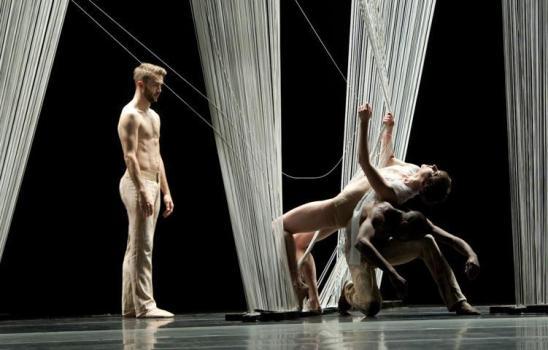 Alonzo King Lines Ballet, SF