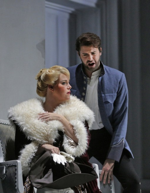 Santa Fe Opera, Interviews with the Principals