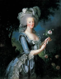 Marie-Antoinette and the Petit Trianon at Versailles