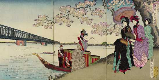 Japan at the Dawn of the Modern Age – Woodblock Prints from the Meiji Era: 1868-1912
