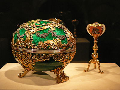 Artistic Luxury: Faberge, Tiffany, lalique, San Francisco Fine Arts Museum Legion of Honor