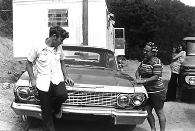 Short Distances and Definite Places: The Photographs of William Gedney