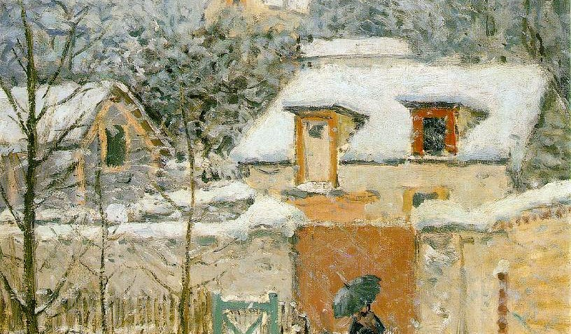 Impressionists in Winter