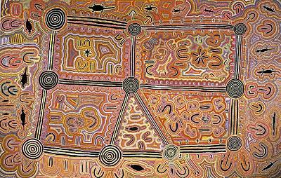 Spirit Country: Australian Aboriginal Art