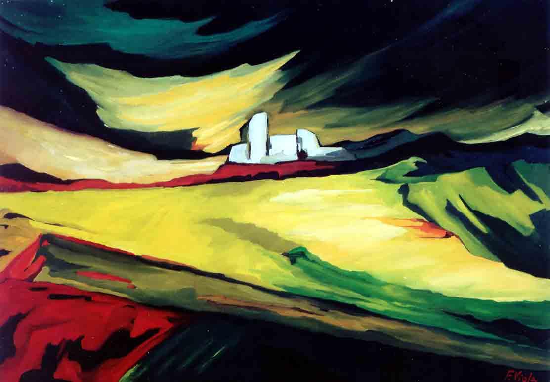 Colori Ideali/IdealColours: The Landscapes of Franco Viola