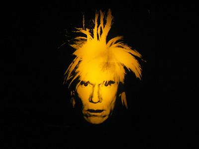Warhol Live, San Francisco Fine Arts Museum de Young