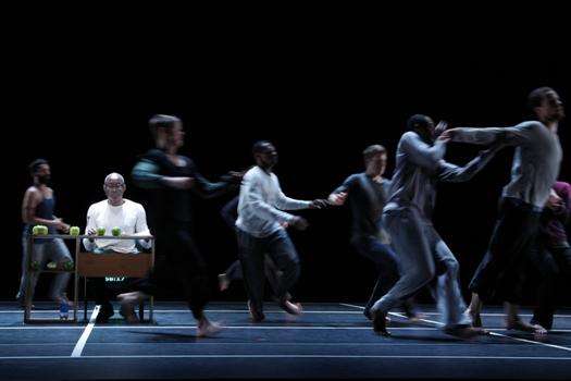 Bill T. Jones/Arnie Zane Dance Company, Berkeley
