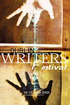 Dublin Writers Festival – 2001