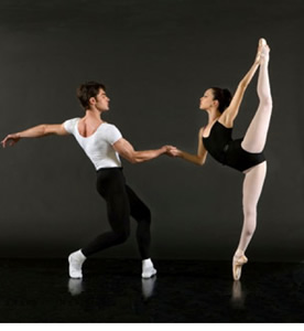 Los Angeles Ballet New Beginnings – review