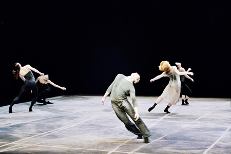 Shen Wei Dance Arts – review