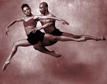 Alvin Ailey American Dance Theatre – Heart Song, Treading, Juba, Revelations