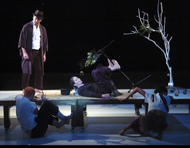 """Big Dance Theater """"The Other Here"""" review"""