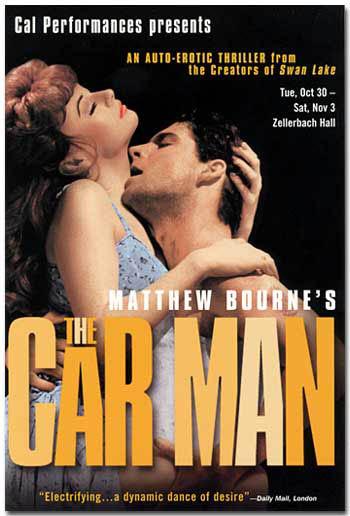 The Car Man – Matthew Bourne