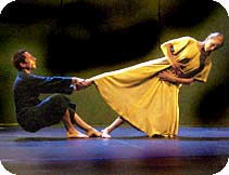 Cullberg Ballet – A Sort Of, Solo for Two, Out of Breath