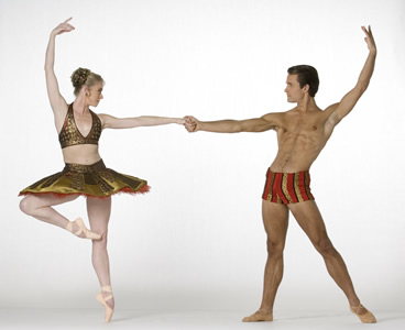 Houston Ballet Life and Laughter- review