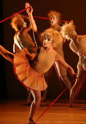 Inbal Pinto Dance Company: Oyster
