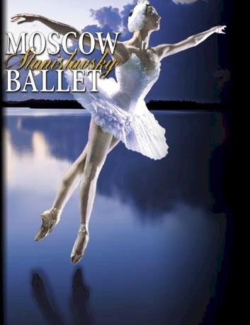Moscow Stanislavsky Ballet – Swan Lake
