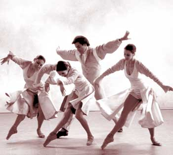 National Ballet of Canada – Chacony; The Four Seasons; Apollo; there,below