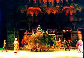 Paris Opera Ballet – La Bayadere