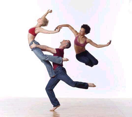 Parsons Dance Company/The Ahn Trio