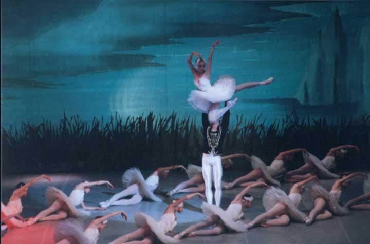 Tchaikovsky Perm Ballet – Swan Lake