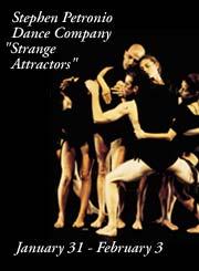 Stephen Petronio Dance Company – Strange Attractors