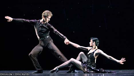 San Francisco Ballet – Sea Pictures, Prism, Black Cake