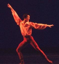 San Francisco Ballet – Dances at a Gathering, Elite Syncopations