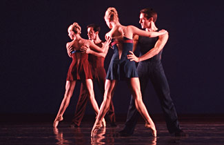 San Francisco Ballet – In the Night, Rush, Prism