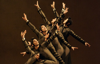 San Francisco Ballet – Afternoon of a Faun, Other Dances, Dybbuk, Glass Pieces