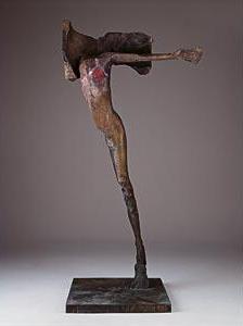 Matter + Spirit: The Sculpture of Stephen De Staebler, SF