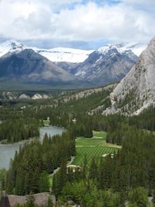 Canadian Rockies–Destinations