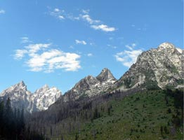 Grand Teton National Park at the Jenny Lake Lodge – review