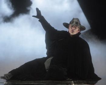 Flying Dutchman, LA Opera