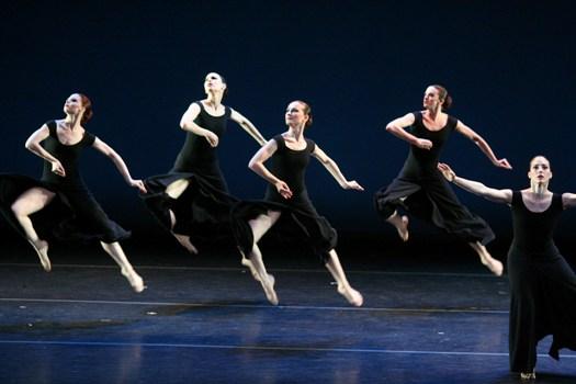 Martha Graham Dance Company, SF