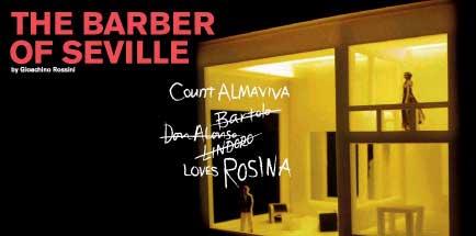 The Barber of Seville – Gioachino Rossini