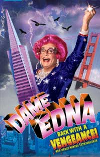Dame Edna: Back with a Vengeance – Barry Humphries