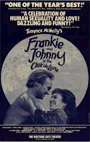 Frankie and Johnny in the Claire de Lune – Terrence McNally