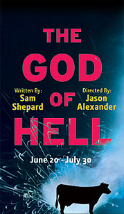 The God of Hell – Sam Shepard