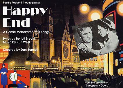 Happy End – Bertolt Brecht/Kurt Weill