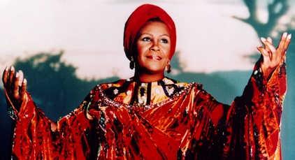 Higher and Higher – Queen Esther Marrow/The Harlem Gospel Singers