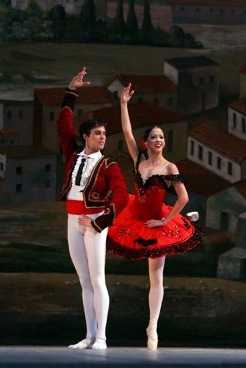 Ballet Nacional de Cuba, LA