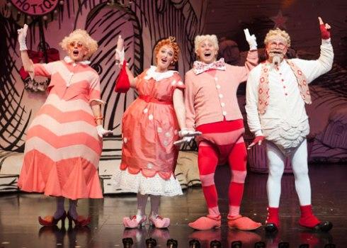 Dr. Seuss' How the Grinch Stole Christmas!, San Diego