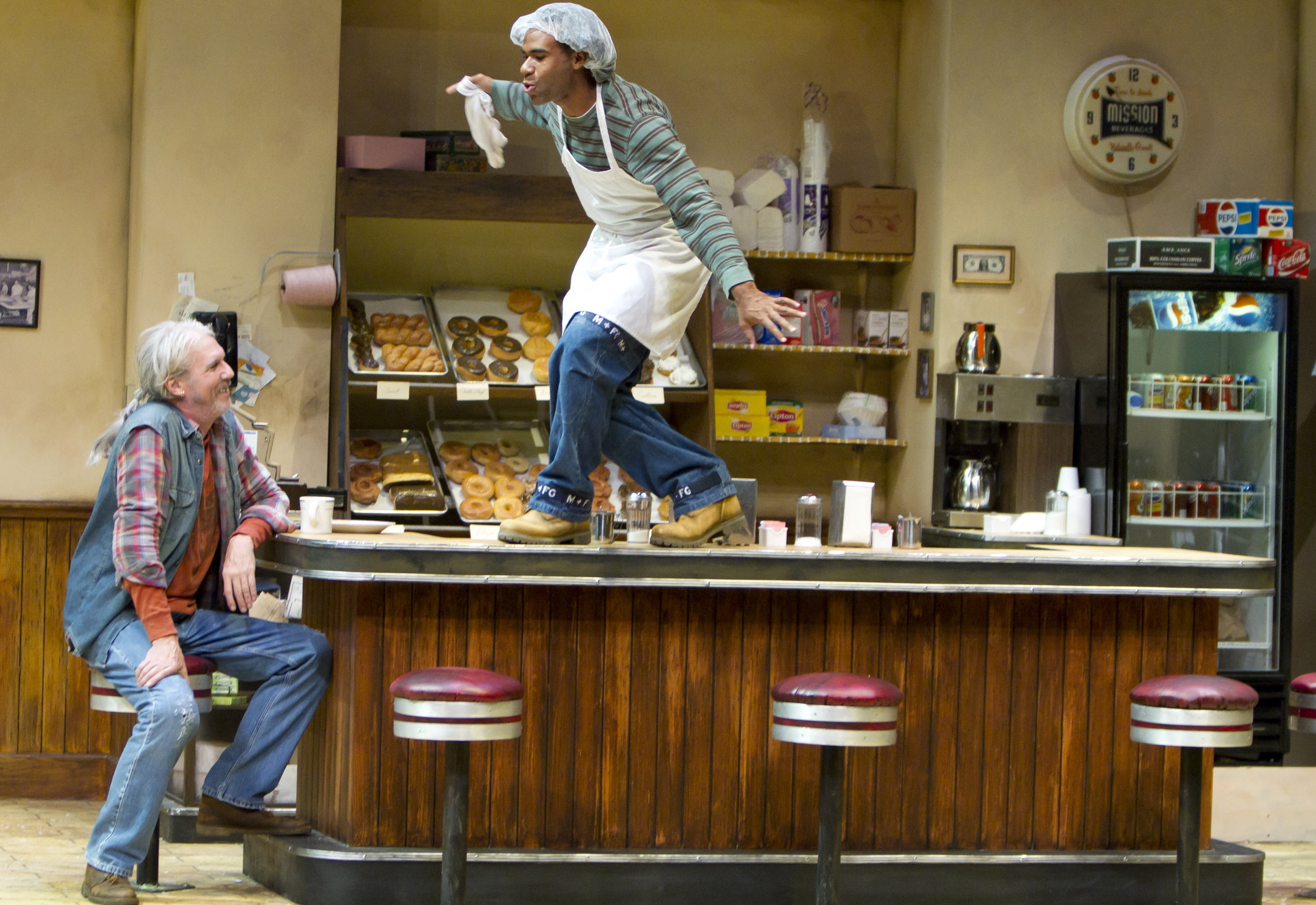 Superior Donuts, Mountain View, CA